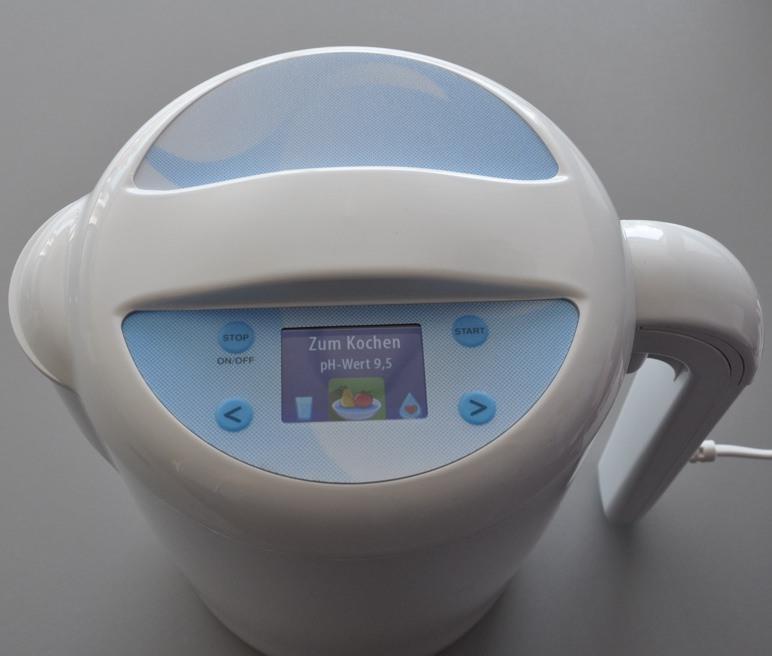 aQuator Silver Topfionisierer basisches saures und kolloidales Silber-Wasser-05-1000