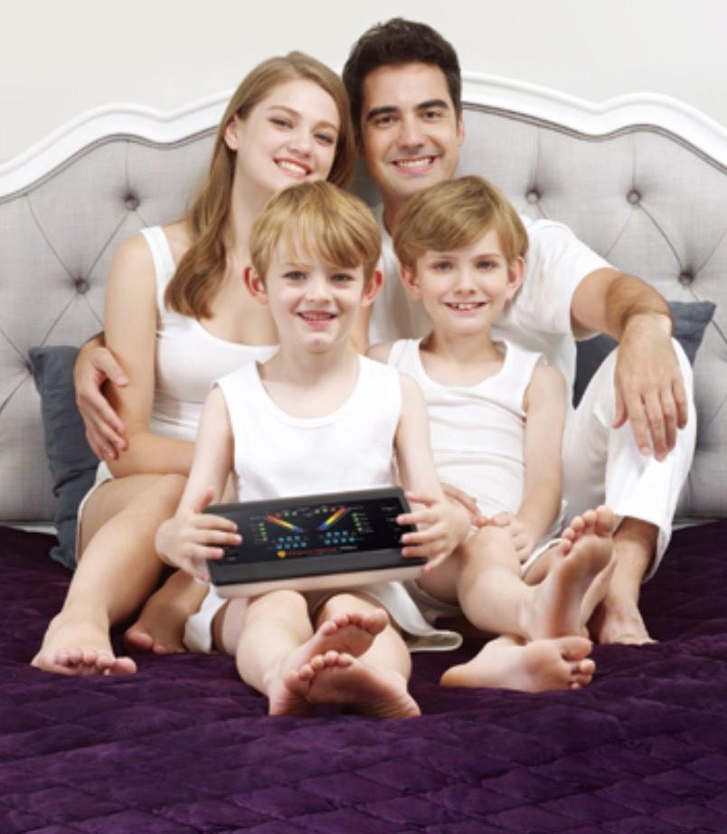 Orgone BioMat Family