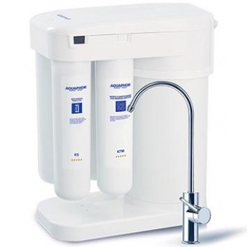 Aquaphor Morion Umkehrosmose-Anlage mit Aktivkohle Filter 350