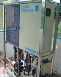 Envirolyte Anwendung ECA Wasser Anolyt Katolyt Trinkwasseraufbereitung Anolyt Spritzsystem Installation