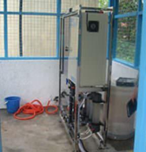 Envirolyte Anwendung ECA Wasser Anolyt Katolyt Trinkwasseraufbereitung Anolyt im Tank