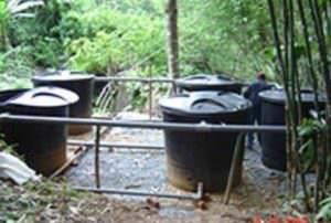 Envirolyte Anwendung ECA Wasser Anolyt Katolyt Trinkwasseraufbereitung Sand Filter