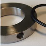 Montagering 35mm Durchmesser Standard-Hahn -Festanschluss ohne Bohrung solo