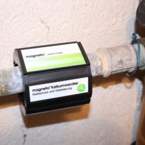 Magnetic Kalkumwandler Wasserleitung 1 600