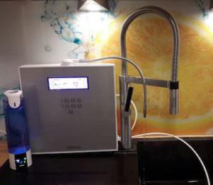 EOS Genesis Wasserionisierer 2 mit Age2 Go H2-Booster