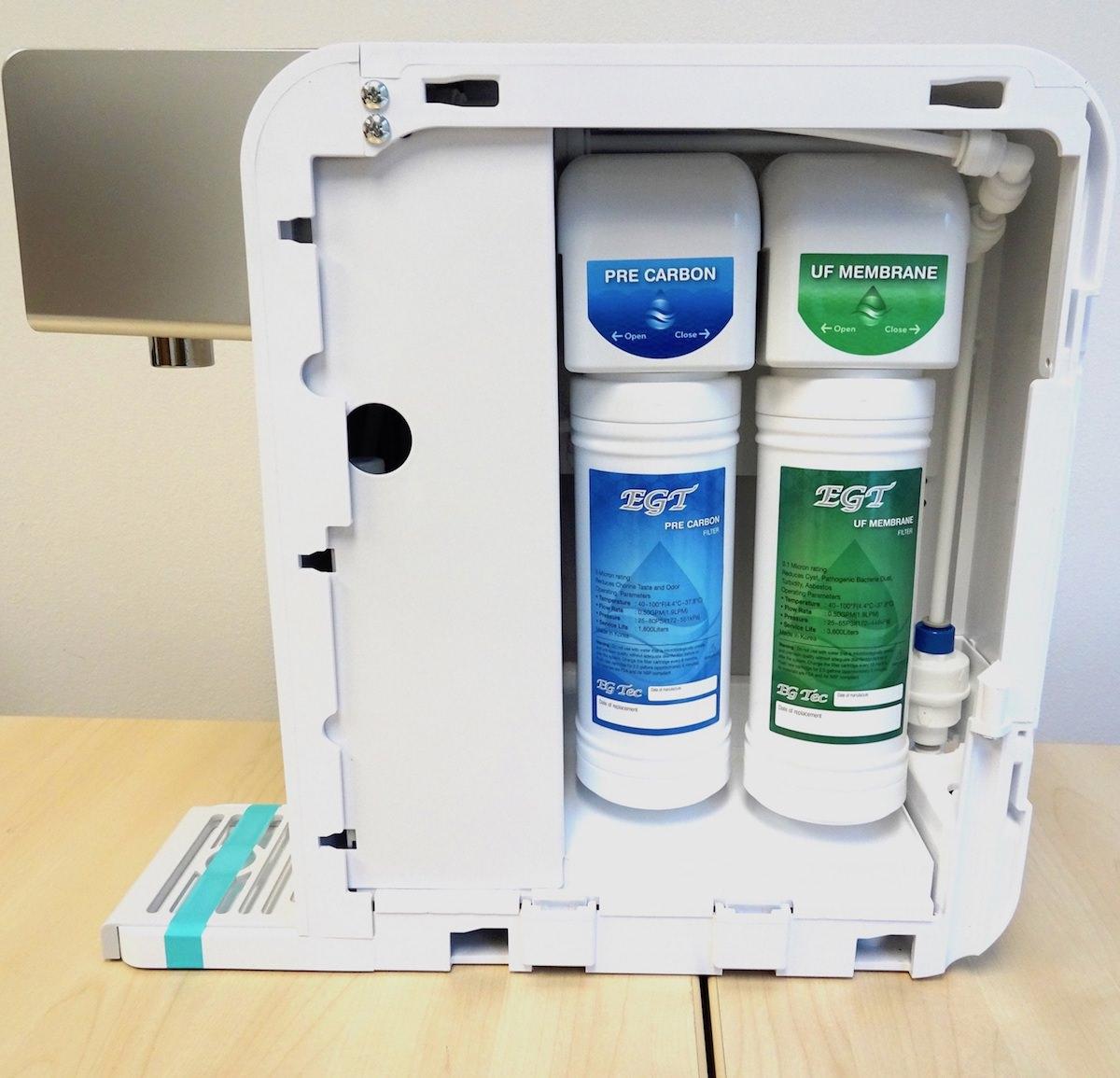 Ersatzfilter Kartuschen 2 Stück H2 FX HIM Hydrogen Infusion Mashine 1200