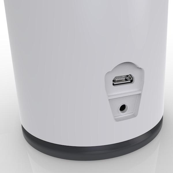 Hebe Wasserstoffgenerator Wasserstoffwasser Mini USB Detail