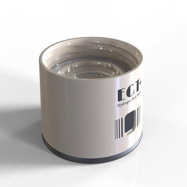 Hebe Wasserstoffgenerator Wasserstoffwasser Wasserzelle-Elektronikeinheit 600
