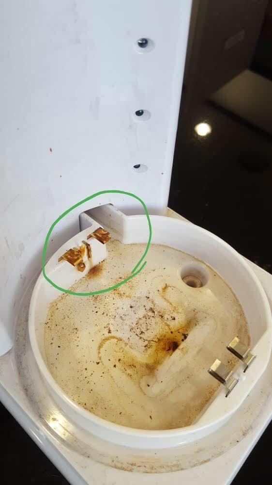 Hydrofix - Fake Lourdes Hydrogen Water Generator cheap quality rost 2