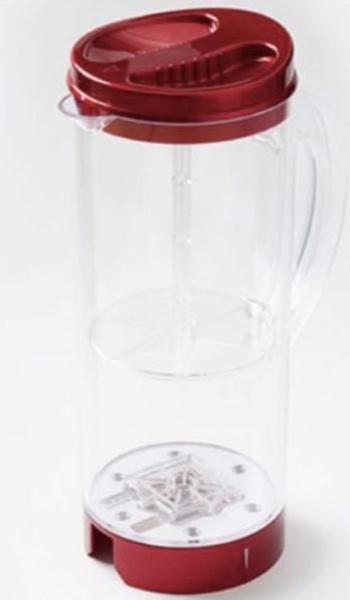 Lourdes Wasserstoff-Wasser Generator antioxidatives-Wasser-Kanne Pitcher 600