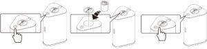 AquaVolta Vortex Booster Inhalator Filterwechsel