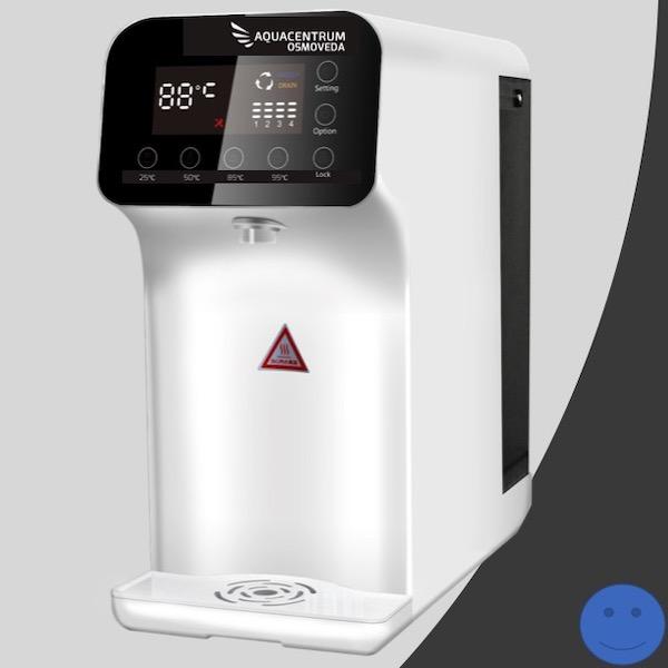 Osmoveda Umkehrosmoseanlage mit Heisswasserfunktion - kein Wasseranschluss notwendig 600