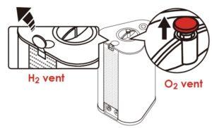 AquaVolta Vortex Booster Inhalator Inbetriebnahme 3