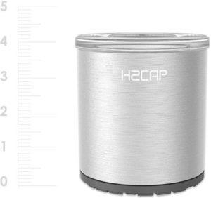 H2CAP Plus Deckel Höhe