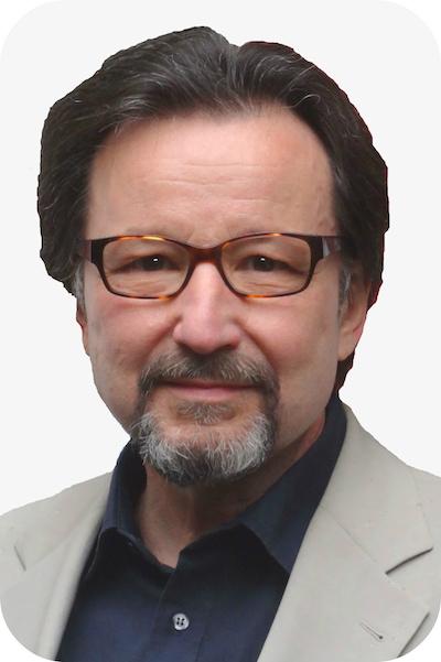 Karl Heinz Asenbaum - Autor und Forscher - Passfoto 2015 r 400