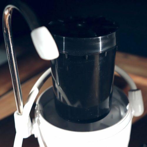Aquaphor Modern Auftischfilter Aktivkohle mit Umschaltventil - 1