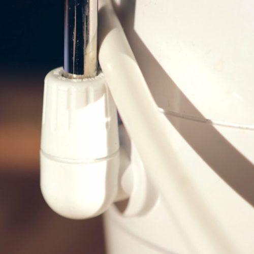Aquaphor Modern Auftischfilter Aktivkohle mit Umschaltventil - 5