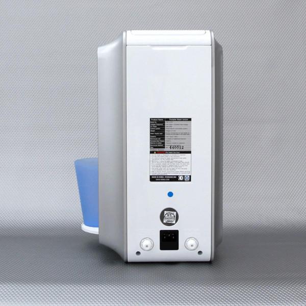 Hybrid Portable Wasserionisierer Hinten