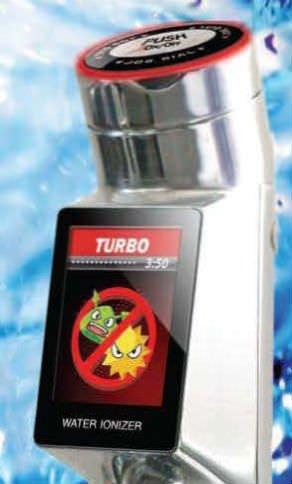 Tyent UCE 9000 Turbo 11 Bedienhahn Turbo