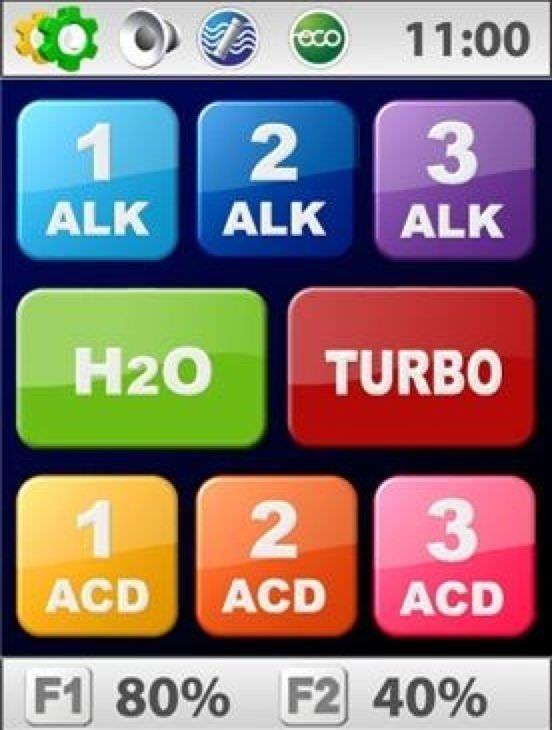 Tyent UCE 9000 Turbo Touchscreen