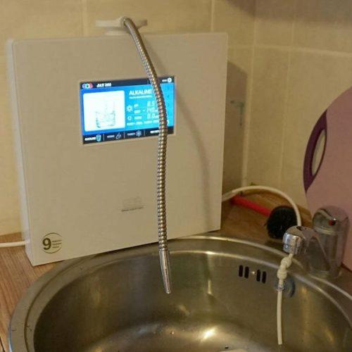 AquaVolta EOS Touch Wasserionisierer Festinstallation 600