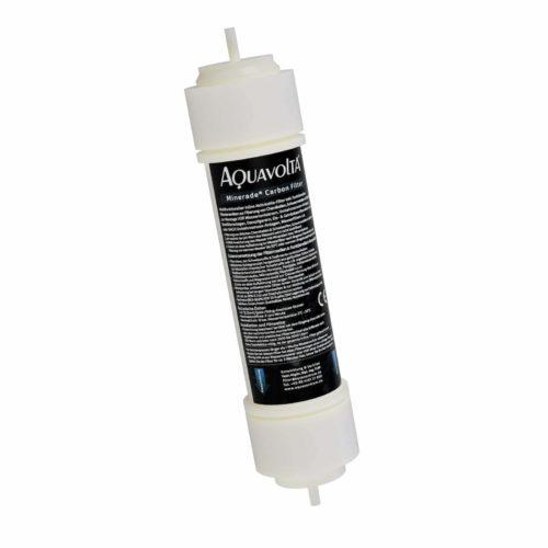 Minerade® Carbon Aktivkohle-Filter inkl multifunktionellen Filter-Keramiken solo