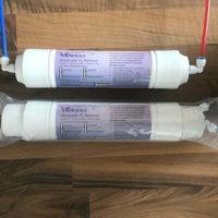 Minerade Mineralkartusche mit Aktivkohle-Filtermedien - Mineralisierung Wasser 400