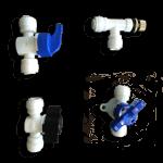 Durchfluss mengenregler Ventil Wasserionisierer Wasserhahninstallation