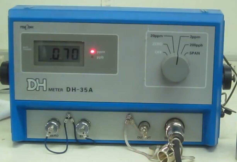DH-35 A Wasserstoffmessgerät