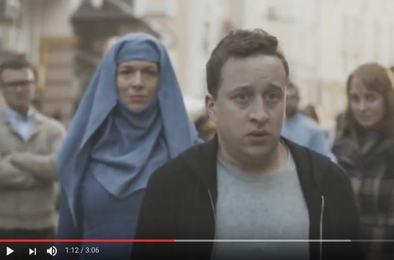 sage nein zu plastik - Say No to Plastic Bottles - Great Advertisement from Soda Stream