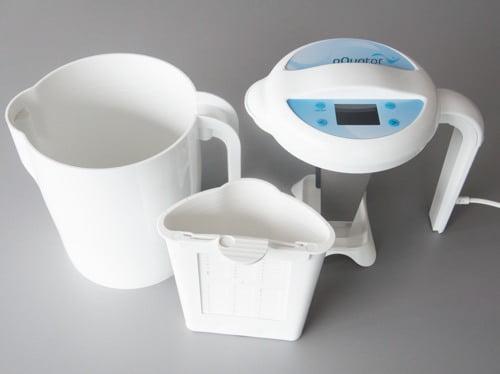 aQuator Silver Topfionisierer basisches saures und kolloidales Silber-Wasser-02-500