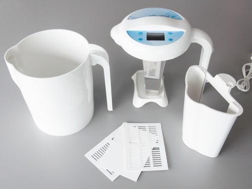 aQuator Silver Topfionisierer basisches saures und kolloidales Silber-Wasser-03-500