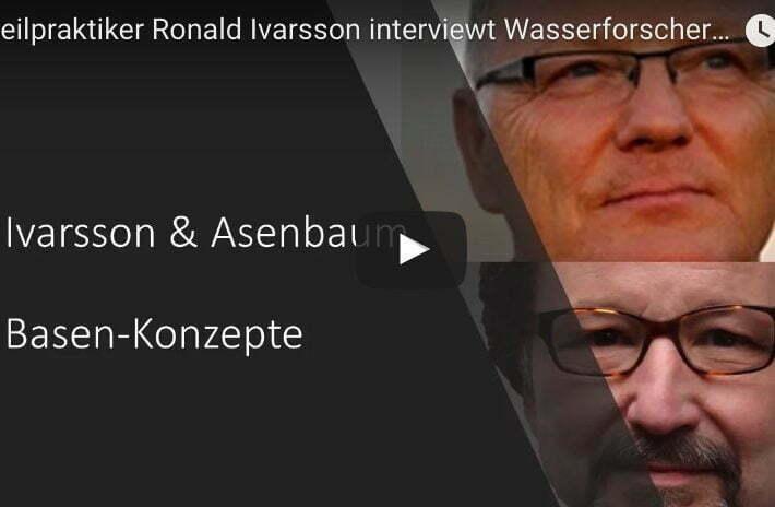 Karl Heinz Asenbaum Ronald Ivarsson - Katholyt - Anolyt - Basenkonzentrate