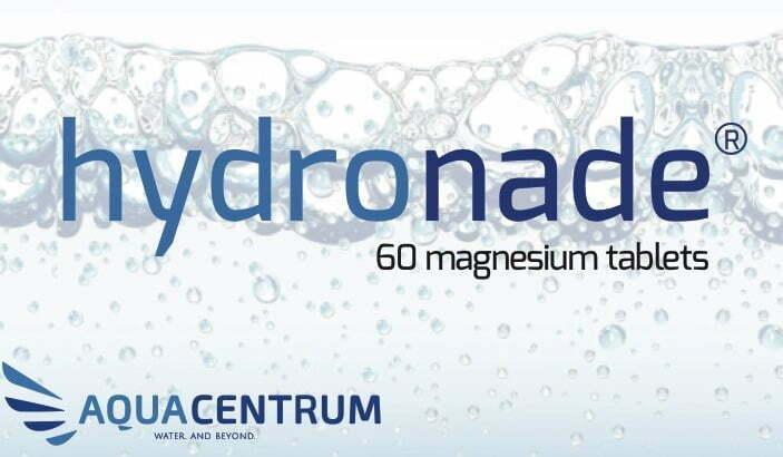 Hydronade Magnesium Wasserstoff Brausetabletten Produktbild