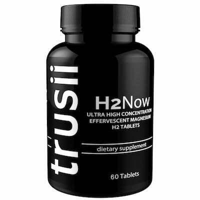 Trusii H2 Magnesium Tabletten Dose 400