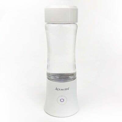 Aquavolta Age2 Go 2-8 H2-Generator Wasserstoff lila 400p