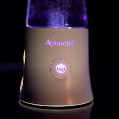 Aquavolta Age2 Go 28 lila LED 20min 400