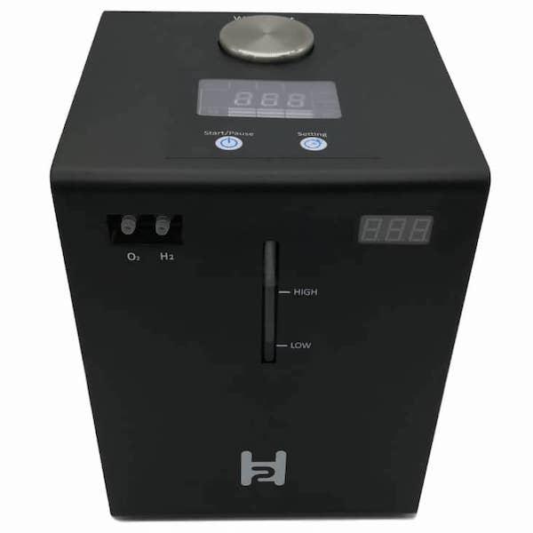 H2 Generator Nafion 117 inkl O2 Ausgang fuer Inhalation von H2 und O2