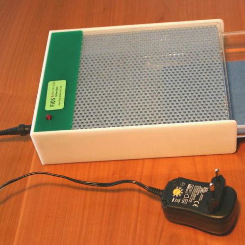 Urzeitcode FIOS Greenbox Experimentierzwecke