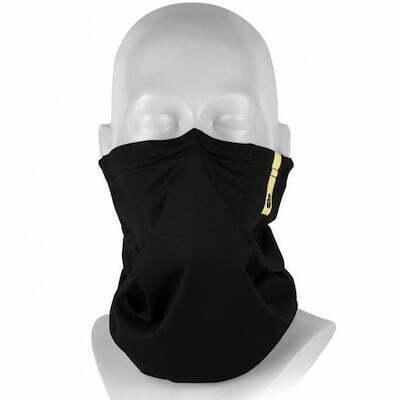 ecovell Medical Atemschutzmaske FFP2 mit Nanofilter + Aktivkohle mit Kopf 400