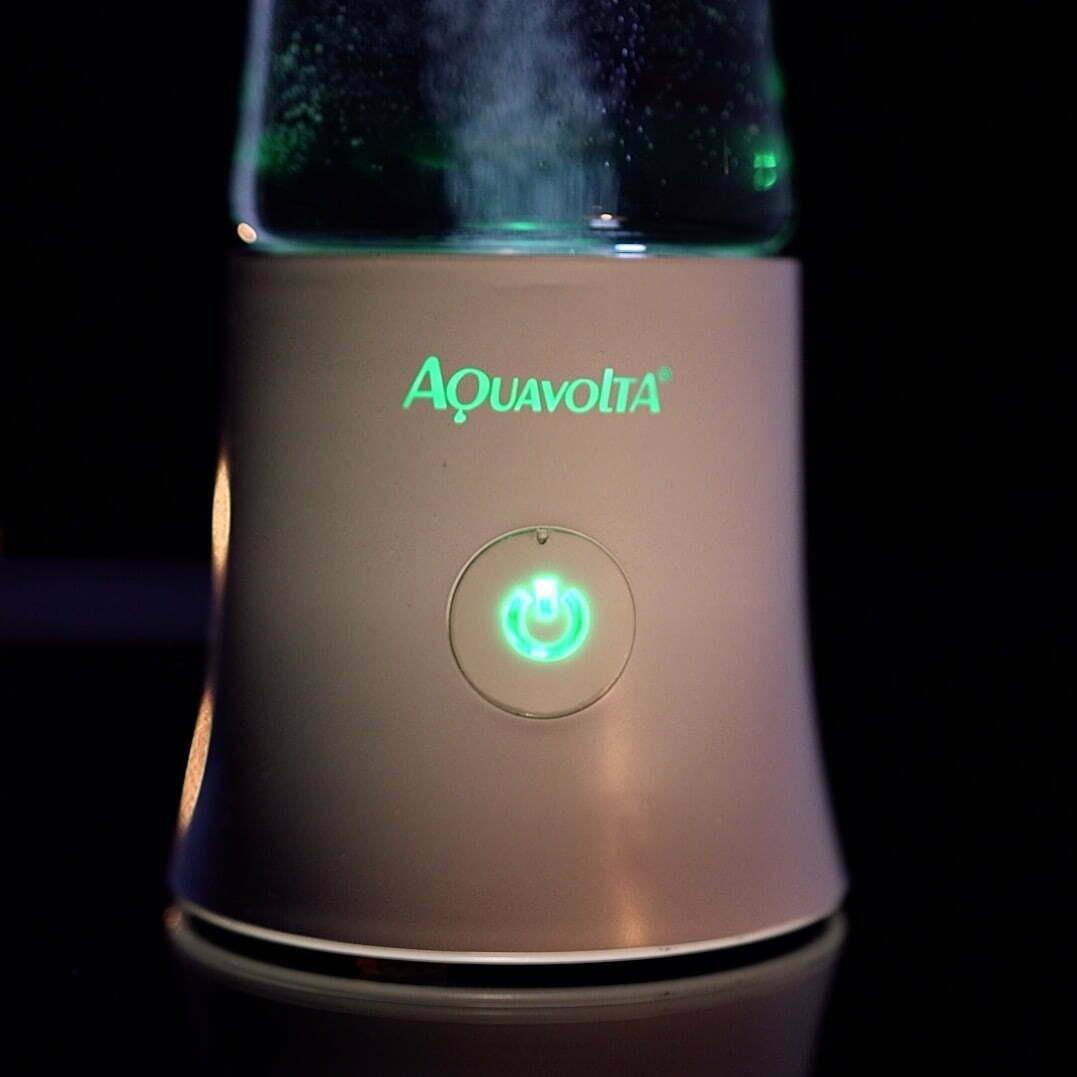 Aquavolta Age2 Go 28 gruene LED 40min