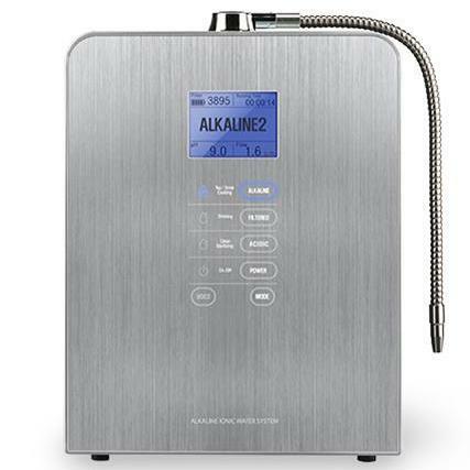 Aquavolta Cavendish 2 Auftisch und Untertisch Ionisierer H2-gas Generator