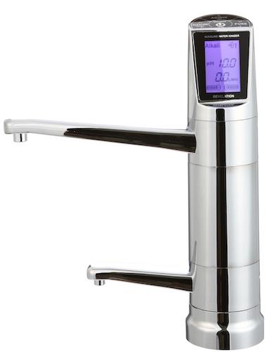 AquaVolta EOS Revelation Bedienhahn Wasserionisierer Basisches Wasser 400