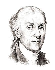 Henry Cavendish 1731-1810 entdeckte Wasserstoff als erster Wissenschaftler