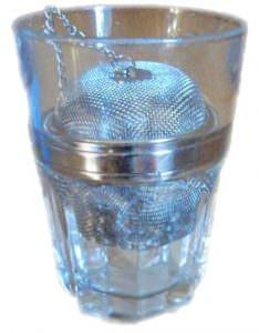 Chemische Wasserionisierer Tee Ei