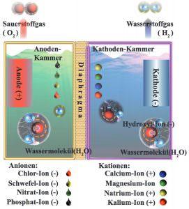 Aquator Topfionisierer Silver Mini ptv kl anodenkammer kathodenkammer