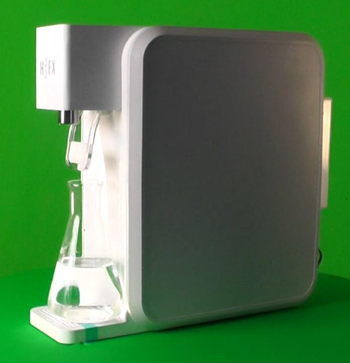 H2Fx Hydrogen Infusion Machine - hydrogen water