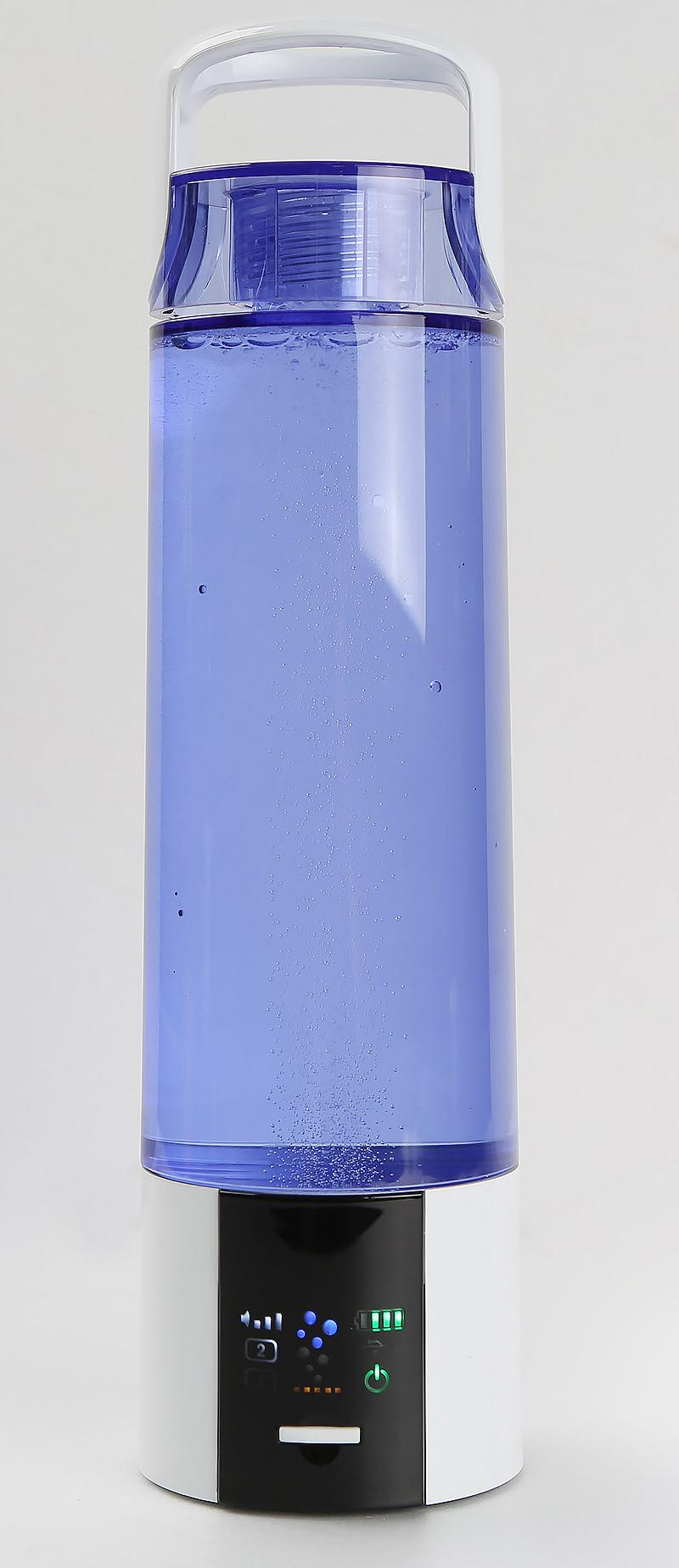 Aquacentrum Blue 900 Wasserstoff-Generator mit PEM Zelle mit BPA-freiem Drueckgefaess