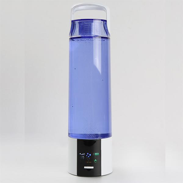 Aquacentrum Blue 900 Wasserstoff-Generator mit PEM Zelle mit freiem Druckgefaess 600