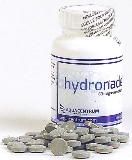 hydronade H2-Magnesium-Brausetabletten Herstellung Wasserstoffwasser